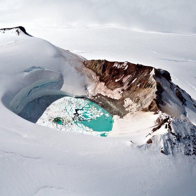 Mt. Douglas Caldera, Alaska Peninsula